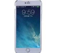 Nillkin чехол для смартфона iPhone 6+ (5`5) - Nature TPU