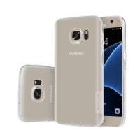 Nillkin чехол для смартфона Samsung G930/S7 Flat - Nature TPU