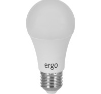 Светодиодная лампа Ergo Standard A60 Е27 12W 220V теплый белый 3000K