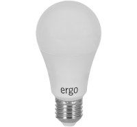 Светодиодная лампа Ergo Standard A60 Е27 15W 220V теплый белый 3000K
