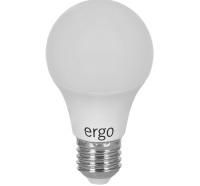 Светодиодная лампа Ergo Standard A60 Е27 8W 220V теплый белый 3000K