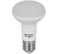 Светодиодная лампа Ergo Standard R63 Е27 8W 220V теплый белый 3000K