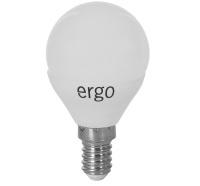 Светодиодная лампа Ergo Standard G45 E14 5W 220V нейтральный белый 4100K