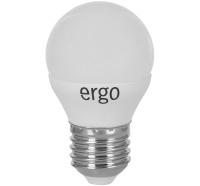 Светодиодная лампа Ergo Standard G45 Е27 5W 220V нейтральный белый 4100K