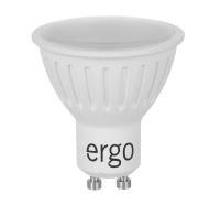 Светодиодная лампа Ergo Standard MR16 GU10 3W 220V нейтральный белый 4100K