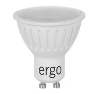 Светодиодная лампа Ergo Standard MR16 GU10 7W 220V нейтральный белый 4100K