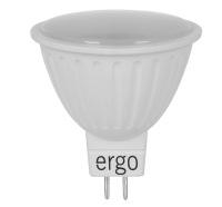 Светодиодная лампа Ergo Standard MR16 GU5.3 5W 220V теплый белый 3000K