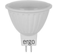 Светодиодная лампа Ergo Standard MR16 GU5.3 7W 220V теплый белый 3000K