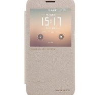 Чехол Nillkin для смартфона Samsung G930/S7 Flat - Spark series (Золотистый)
