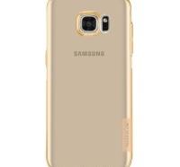 Чехол Nillkin для смартфона Samsung G935/S7 edge - Nature TPU (Коричневый)