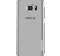 Чехол Nillkin для смартфона Samsung G935/S7 edge - Nature TPU (Серый)