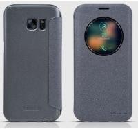 Чехол Nillkin для смартфона Samsung G935/S7 edge - Spark series (Черный)