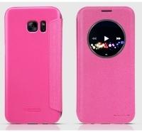 Чехол Nillkin для смартфона Samsung G935/S7 edge - Spark series (Красный)