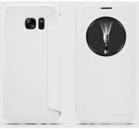 Чехол Nillkin для смартфона Samsung G935/S7 edge - Spark series (Белый)