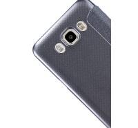Чехол Nillkin для смартфона Samsung J7 (2016)/J710 - Spark series (Черный)