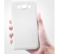 Чехол Nillkin для смартфона Samsung J7 (2016)/J710-Super Frosted Shield (Белый)