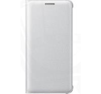 Чехол Samsung для смартфона Samsung A3 2016/A310 - Flip Wallet (Белый)