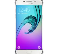 Чехол Samsung для смартфона Samsung A5 2016/A510 - Clear Cover (Серебристый)