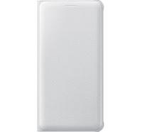 Чехол Samsung для смартфона Samsung A5 2016/A510 - Flip Wallet (Белый)
