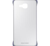 Чехол Samsung для смартфона Samsung A7 2016/A710 - Clear Cover (Черный)