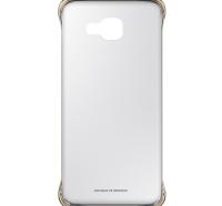Чехол Samsung для смартфона Samsung A7 2016/A710 - Clear Cover (Золотистый)