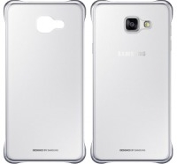 Чехол Samsung для смартфона Samsung A710 - Clear Cover (Серебристый)