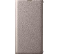 Чехол Samsung для смартфона Samsung A710 - Flip Wallet (Золотистый)