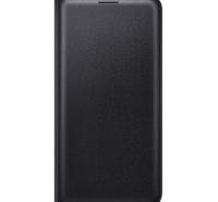 Чехол Samsung для смартфона Samsung J7 2016/J710 - Flip Wallet (Черный)