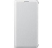 Чехол Samsung для смартфона Samsung J7 2016/J710 - Flip Wallet (Белый)