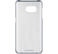 Чехол Samsung для смартфона Samsung S7/G930 - Clear Cover (Черный)