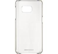 Чехол Samsung для смартфона Samsung S7/G930 - Clear Cover (Золотистый)