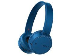 наушники Sony MDR-ZX220BT (Blue) купить