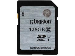 Карта памяти Kingston SDHC 128 GB G2 (CLASS 10) UHS-I