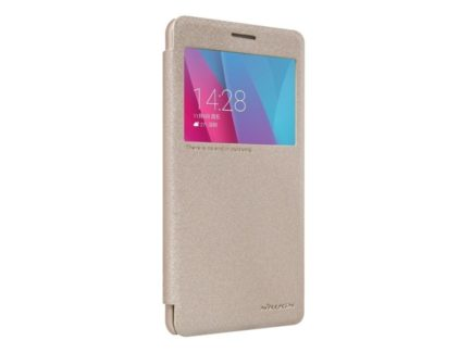 чехол Nillkin для Huawei GR5 - Sparkle series (Gold) купить