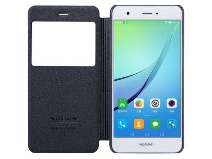 Nillkin чехол для Huawei Nova - Sparkle series Black купить