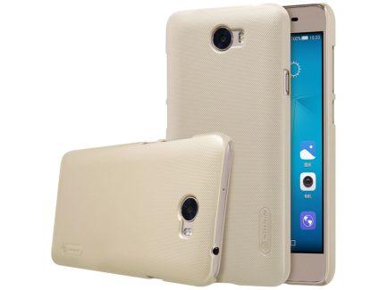 Nillkin чехол для Huawei Y5 II - Super Frosted Shield (Gold) купить