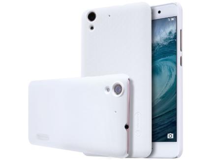 Nillkin чехол для смартфона Huawei Y6 II - Super Frosted Shield (White) купить