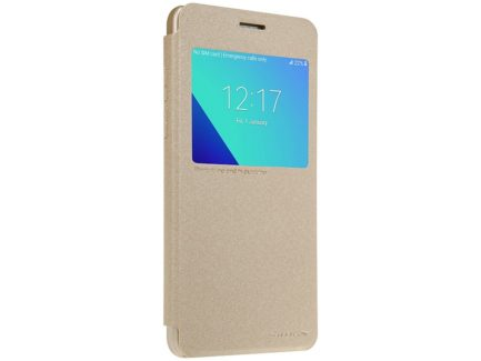 Nillkin чехол для Samsung J2 Prime (G532) - Sparkle series Gold купить