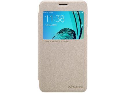 чехол Nillkin для Samsung J3/J320 - Sparkle series (Gold) купить