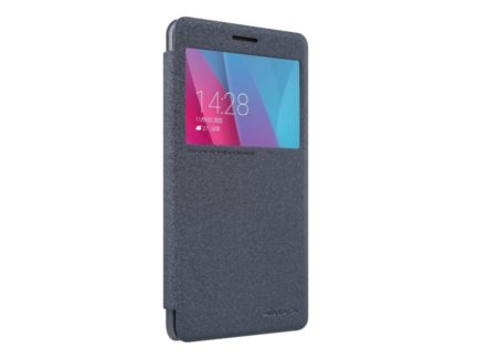 Nillkin чехол для Huawei GR5 (Honor 5X) - Sparkle series (Black) купить