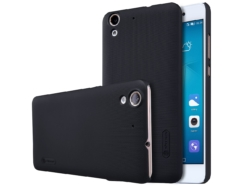 Nillkin чехол для Huawei Y6 II - Super Frosted Shield Black купить