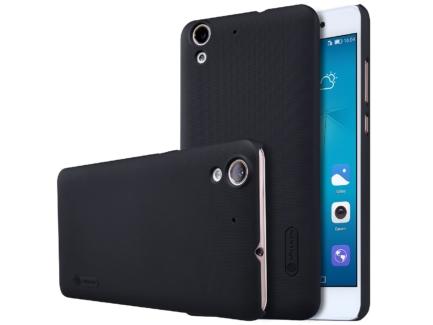 Nillkin чехол для Huawei Y6 II - Super Frosted Shield Black купить