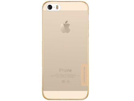 чехол Nillkin для смартфона iPhone 5SE - Nature TPU (Brown) купить