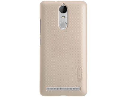 Nillkin чехол для Lenovo K5 Note - Super Frosted Shield (Gold) купить