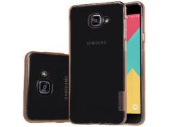 Nillkin чехол для Samsung A7 (2016) - Nature TPU (Brown) купить