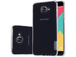 Чехол для Samsung A7 (2016) A710 - Nillkin Nature TPU (Transparent) купить