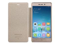 Nillkin чехол для Xiaomi Redmi 3 Pro (3S) - Sparkle series (Gold) купить