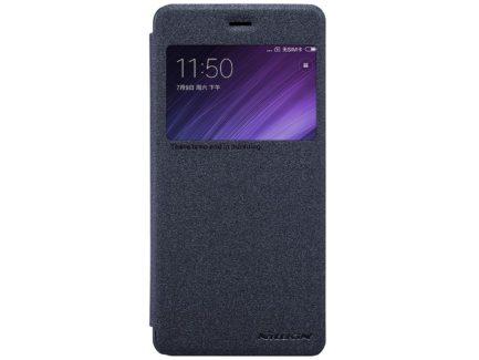 Nillkin чехол для Xiaomi Redmi 4 - Sparkle series (Black) купить