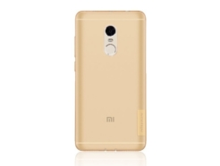 Nillkin чехол Xiaomi Redmi Note 4 - Nature TPU (Brown) купить