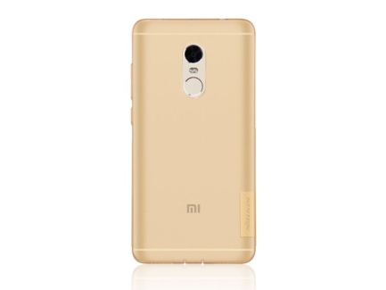 Nillkin чехол Xiaomi Redmi Note 4 - Nature TPU (Brown) купить
